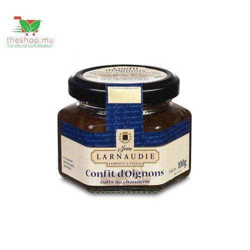 Fine Foods Fresh Products Jean Larnaudie, Onion Jam, 50g