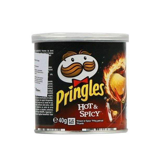 Pringles Hot & Spicy 40g - shop_bungsy