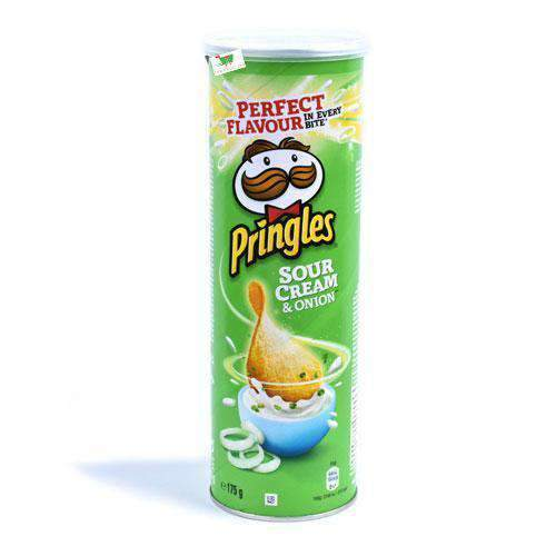 Pringles, Sour Cream & Onion, 175g