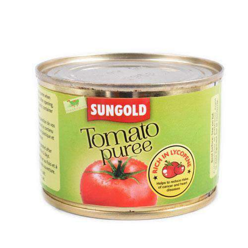 Food Canners - Sungold Pantry Sungold, Tomato Puree, 200g