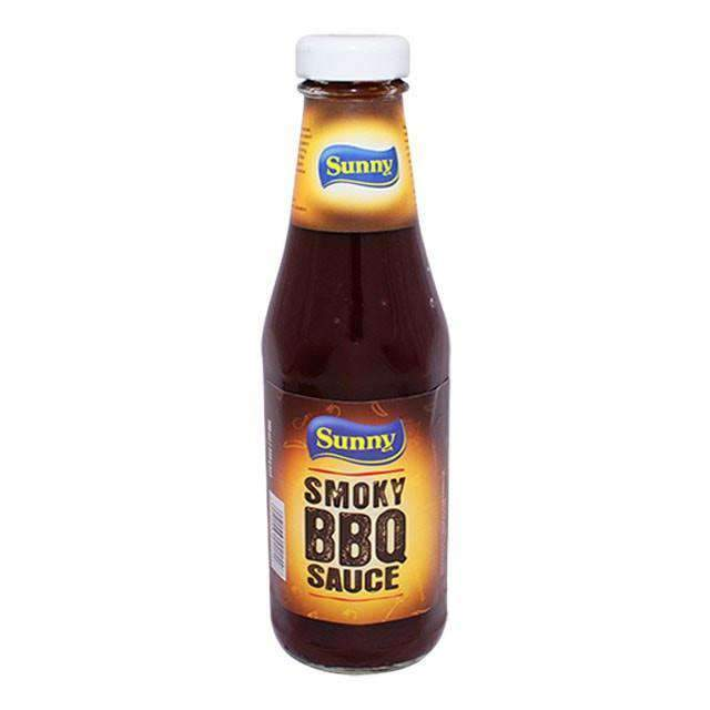 Food Canners - Sunny Pantry Sunny, Smoky BBQ Sauce, 300ml