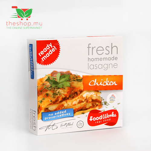 Foodworks, Chicken Lasagna, 350g