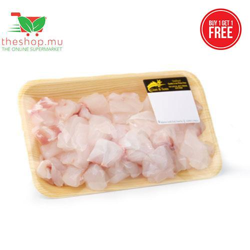 Gian & Sons ltd BUY 1 GET 1 FREE - Vielle Rouge en Cubes, 400g