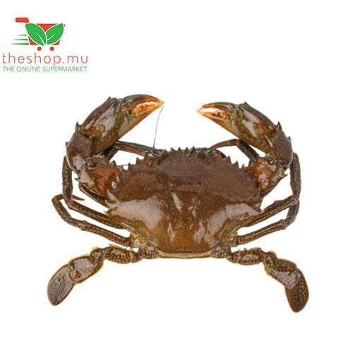 Gian & Sons ltd Fresh Products Live Crabs, 500g
