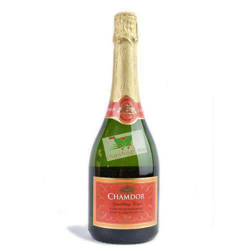 Grays - Chamdor Beverages Chamdor, Sparkling Peach Bouquet juice, 75cl
