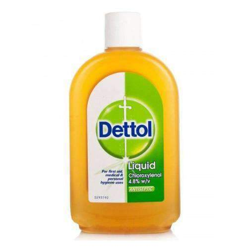 Grays - Dettol Beauty & Personal Care Dettol, Antiseptic Liquid, 500ml