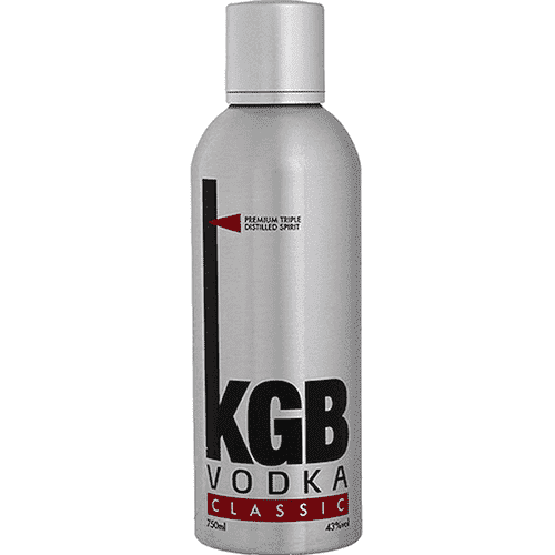 Grays - KGB Beverages KGB, Classic Vodka, 750ml