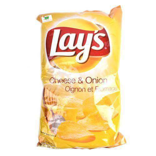 Grays - Lay's Pantry Lay's, Cheese & Onion, 100g