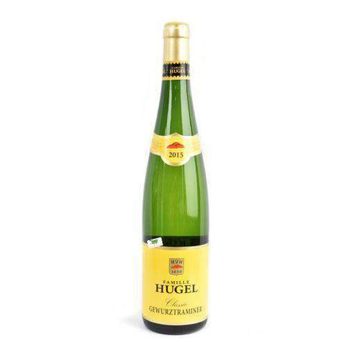 Grays - Wine Beverages Famille Hugel, Classic Gewurztraminer, White, 75cl