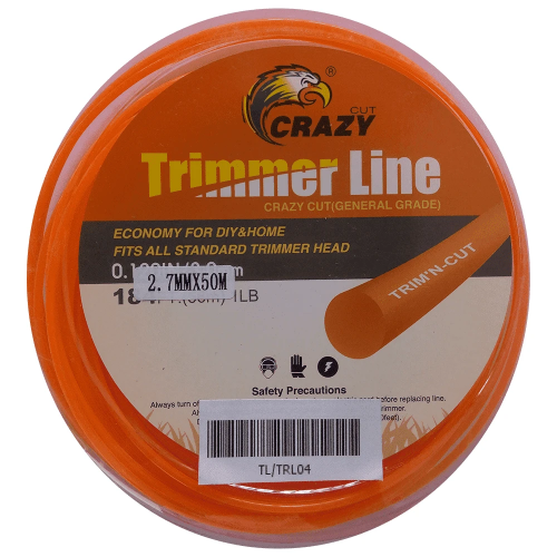 H. Lee Pak Tong - Crazy Cut Beauty & Personal Care Crazy Cut, Trimmer Line, 2.7mm x 50m