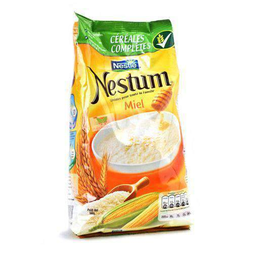 HA Ramtoola and Sons - Nestle Pantry Nestle, Nestum Cereal Miel 500g