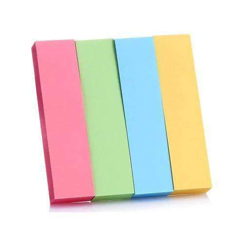 Hobby World - Deli Stationery Deli, Stick Up Index Tabs, 4 Colours, 400 Sheets