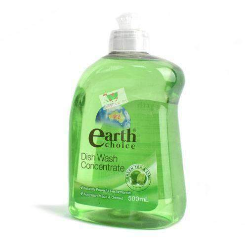 Igest - Earth Choice Household Supplies Earth Choice, Dishwash, Green Tea & Lime, 50cl