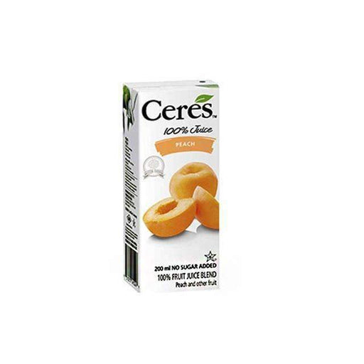 Ceres Peach 200ml - shop_bungsy