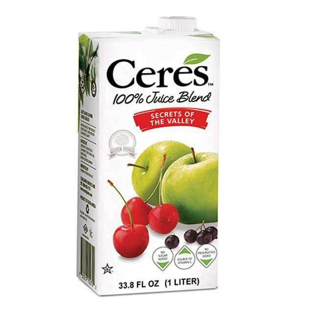 Innodis - Ceres Beverages Ceres, Secrets Of The Valley 1L