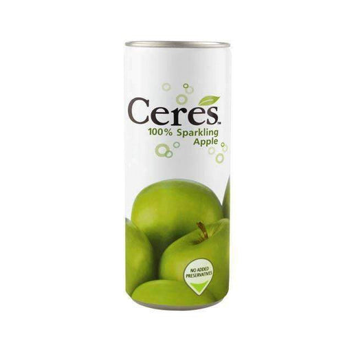Ceres Sparkling Apple Can 275ml - shop_bungsy