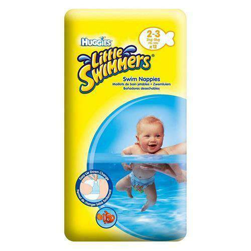 Innodis - Huggies Baby Huggies Little Swimmers, Nappies, Medium 3-8Kg