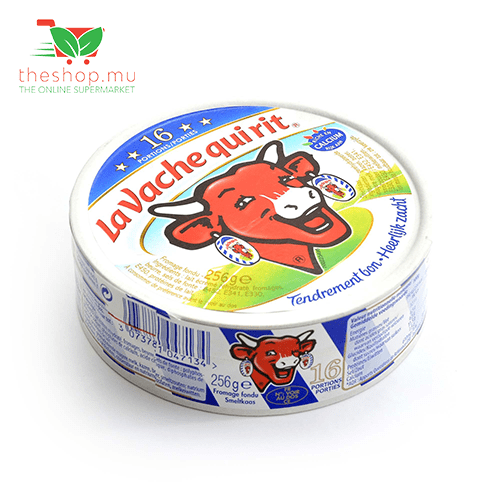 La Vache Qui Rit, Spreadable Cheese, 16 pieces