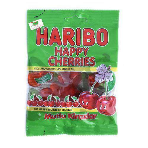 IPBD - Haribo Pantry Haribo, Happy Cherries 80g