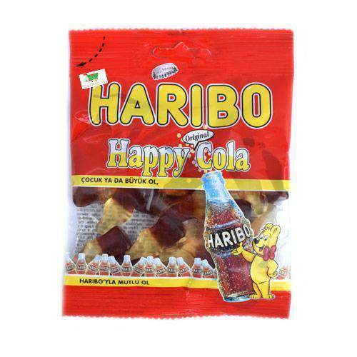 IPBD - Haribo Pantry Haribo, Happy Cola 80g