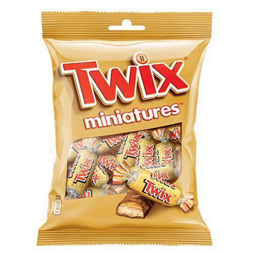 LIM How Brothers - Twix Pantry Twix, Miniatures, 150g