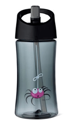 Meem - Carl Oscar Household Supplies Carl Oscar, Black Water Bottle 0.35L