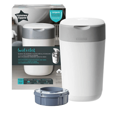 Meem - Nappy Baby Tommee Tippee, Nappy Bin Diaper Disposal