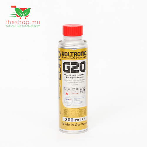 Voltronic, G20 Complete Petrol System Cleaner, 300ml