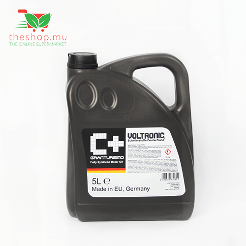 Voltronic, GranTurismo C+ Ceramic Engine Oil, 5L