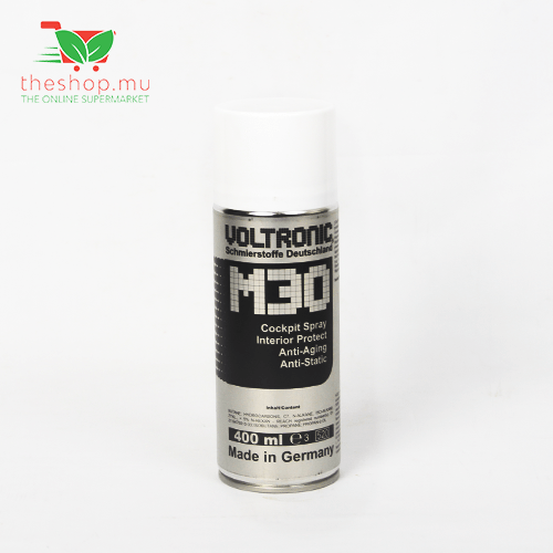Voltronic, M30 Clean & Protect Cockpit Spray, 400ml