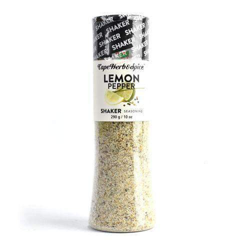 Neofoods - Cape Herb & Spice Pantry Cape Herb & Spice, Lemon Pepper Seasoning 290g
