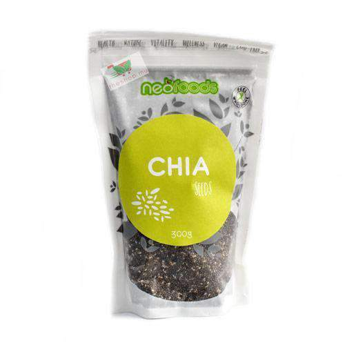 Neofoods, Chia Seeds, 300g