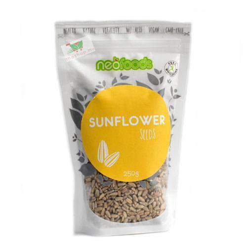 Neofoods - Neofoods Pantry Neofoods, Sunflower Seeds, 250g