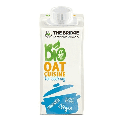 Neofoods - The Bridge Pantry The Bridge, Bio Oat Cuisine for Cooking, 200ml