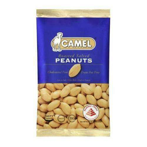 Panagora - Camel Pantry Camel, Roasted Salted Peanuts 40g