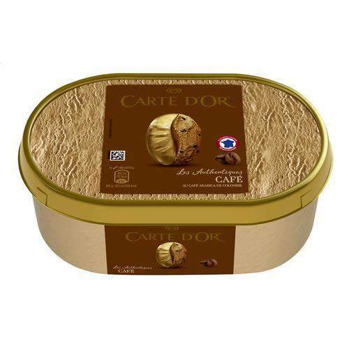 Panagora - Carte D'Or Frozen Carte D'Or, Coffee Ice Creams, 900ml