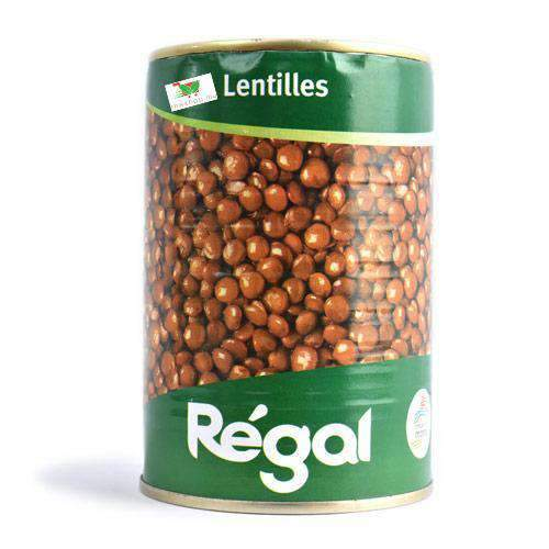 Panagora - Regal Pantry Regal, Lentilles 425g
