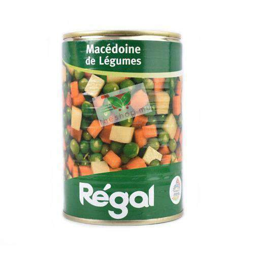 Panagora - Regal Pantry Regal, Mixed Vegetables, 410g