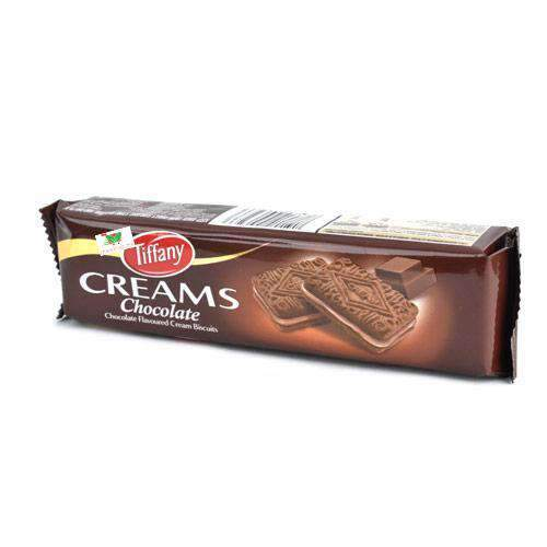 Tiffany, Cream Biscuits Chocolate 90g