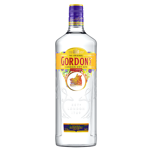 PNL - Gordon's Beverages Gordon's, London Dry Gin, 750ml
