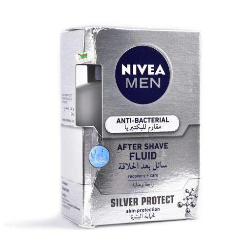 PNL - Nivea Beauty & Personal Care Nivea Men, Silver Protect After Shave Balm, 100ml