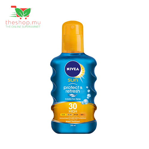 PNL - Nivea Beauty & Personal Care Nivea Sun, Protect & Refresh Cream, SPF 30, 200ml