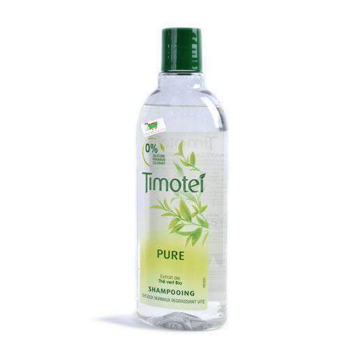 PNL - Timotei Beauty & Personal Care Timotei, Pure The Vert Bio Shampoo, 300ml