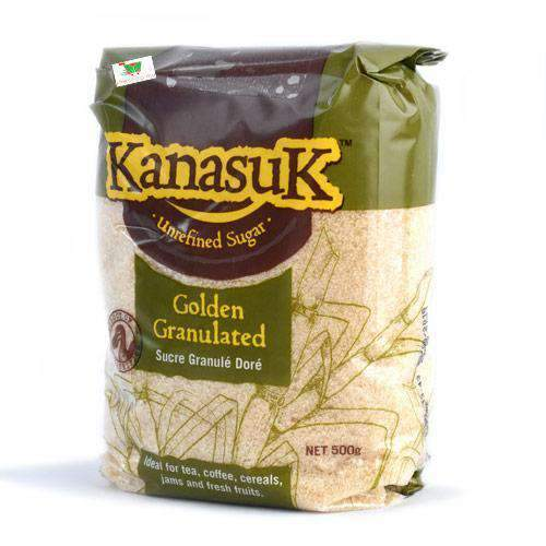 Scott & CO - Kanasuk Pantry Kanasuk, Golden Granulated Sugar, 500g