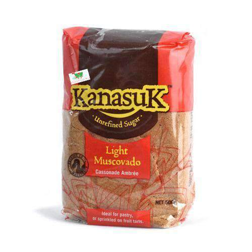 Scott & CO - Kanasuk Pantry Kanasuk, Light Muscovado Sugar, 500g