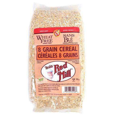 Shibani Trading - Bob's Red Mill Pantry Bob's Red Mill, 8 Grain Hot GF Cereal, 765g