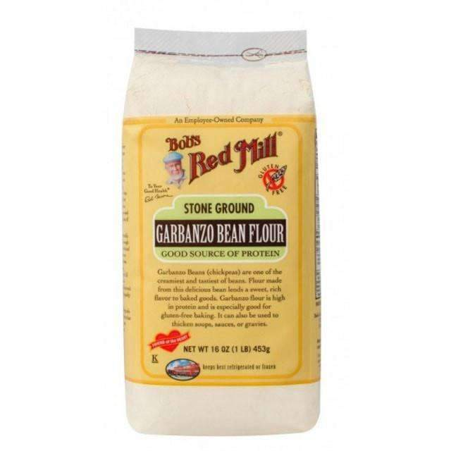 Shibani Trading - Bob's Red Mill Pantry Bob's Red Mill, Garbanzo Bean Flour, 453g