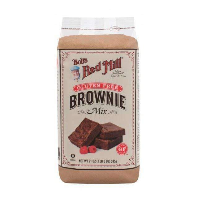 Shibani Trading - Bob's Red Mill Pantry Bob's Red Mill, Gluten Free Brownie Mix 595g