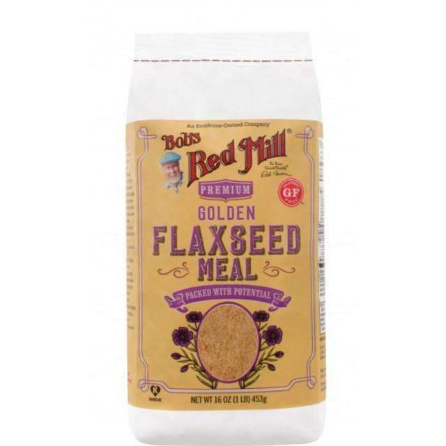 Golden Flaxseed Meal 453g - shop_bungsy  - 1