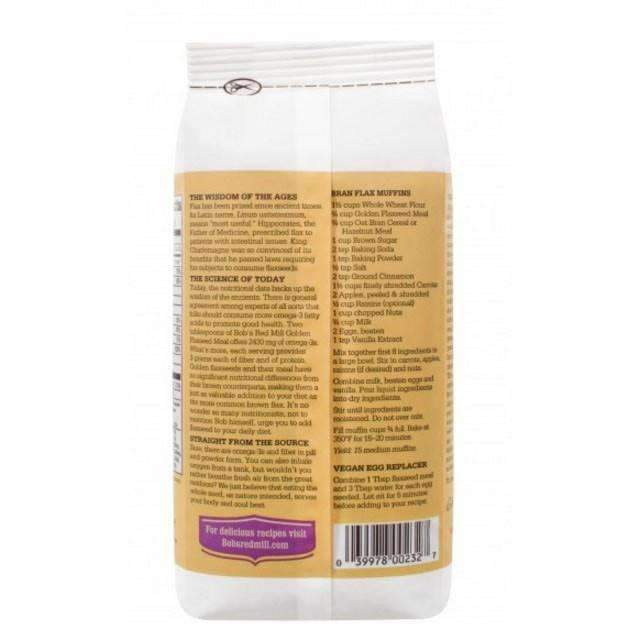 Golden Flaxseed Meal 453g - shop_bungsy  - 2